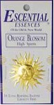 Escential Essences Incense - Orange Blossom