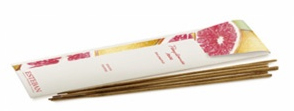 Esteban Pink Grapefruit Incense - 20 Bamboo Incense Sticks