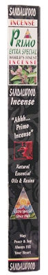Primo Incense - Sandalwood Incense