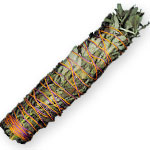 Purple Sage Smudge Bundle Large (Very Limited Quantity Available!) - 8""