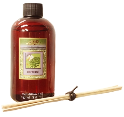 Misticks Reed Diffuser Refill - Rainforest