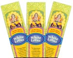 The Rare Essence Incense Collection - White Lotus Incense