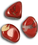Jasper (Red) Tumbled & Polished Gemstone