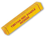 Tibetan Red Sandal Incense