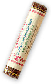 Sandalwood And Jasmine Tibetan Incense