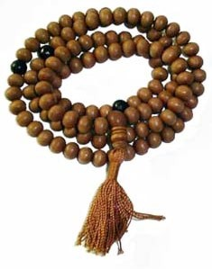 Mala Beads - Sandalwood 108-Bead Meditation Mala