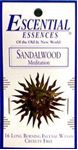 Escential Essences Incense - Sandalwood