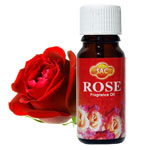 Sandesh (SAC) Aroma Oil 10ml - Rose