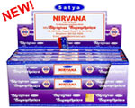 Satya Incense - 15 Gram Packs - Nirvana
