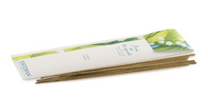 Esteban Sprig of the Lily of the Valley Incense - 20 Bamboo Incense Sticks