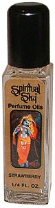 Spiritual Sky Perfume Oil - Strawberry
