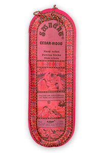 Swagat Incense Sticks - Cedarwood