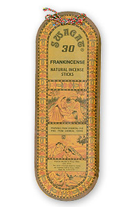 Swagat Incense Sticks - Frankincense