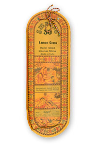 Swagat Incense Sticks - Lemon Grass