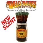 Sweet Pea Incense Sticks by Wild Berry Incense