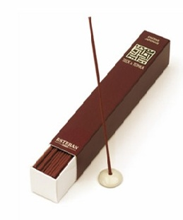 Esteban Teck & Tonka Incense - 40 Stick Box