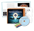 The Mandala Healing Kit Using Sacred Symbols for Spiritual and Emotional Healing by Judith Cornell (CD)