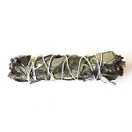 Black Sage and White Sage Smudge Bundle Large - 8
