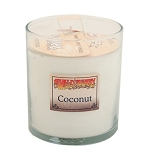 Wild Berry Coconut Candle - 8oz Glass Candle