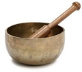 "Tibetan Singing Bowl - 6"" Diameter"