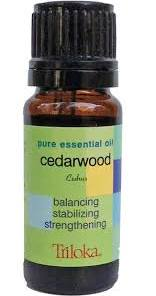 Triloka Pure Essential Oil - Cedarwood