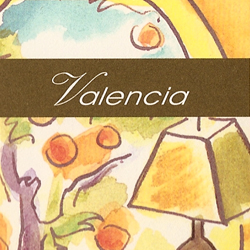 Moodstar Fragrance Oil - Valencia