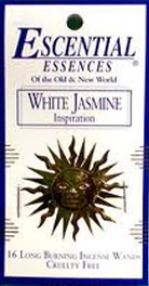 Escential Essences Incense - White Jasmine