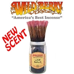 Love Shack Incense Sticks by Wild Berry Incense