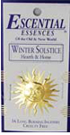 Escential Essences Incense - Winter Solstice