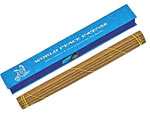 World Peace Tibetan Incense - 19 Sticks - 8.5