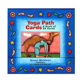 Yoga Path Cards - A Deck of 54 Cards