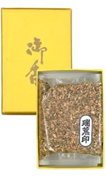 Zui kun Jirushi Chips - Ceremonial Incense