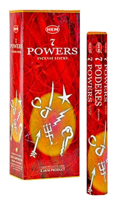 Hem 7 Powers - 20gr