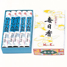 Mainichi-Koh Viva Sandalwood - Box of 10 rolls