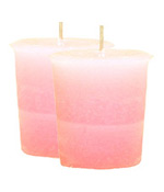 Manifest A Miracle Crystal Journey Herbal Votives - 2 Candles