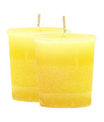 Joy Crystal Journey Herbal Magic Votive Candles [ 2 ]