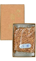 Byakudan Sandalwood Chips - Ceremonial Incense