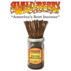 Baking Brownies™ Incense Sticks by Wild Berry Incense
