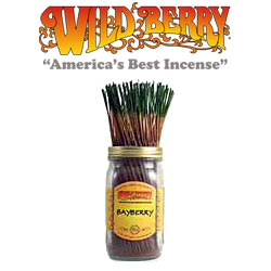 Bayberry Incense Sticks by Wild Berry Incense