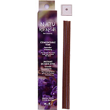 Naturense Natural Incense - Comfortable Time - Lavender and Rosemary