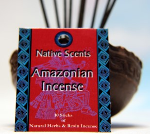 Native Scents Incense - Amazonian Incense
