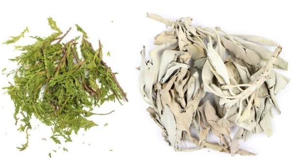 Loose Smudging Herbs - ( 2 OZ )