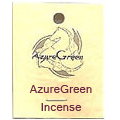 AzureGreen Incense
