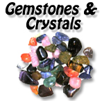Tumbled Gemstones and Raw Gemstones