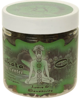 Prabhuji's Gifts Chakra Indian Resins - Heart (Anahata) - 2.4 oz.