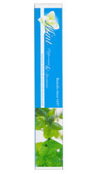 Baieido Mint Incense (Imagine Series) 40 Sticks + Holder