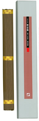 Shu koh koku - Silk Road Long Aloeswood Incense Sticks