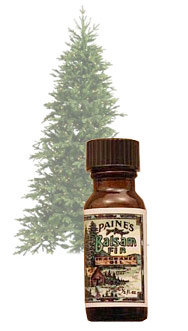 Paine's Fragrance Oil 1/2 oz. - Balsam Fir