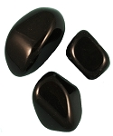 Obsidian (Black) Tumbled & Polished Gemstone