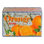 Satya Soap - Nag Champa Orange